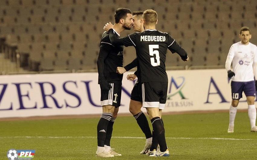 Qarabağ mövsümün rekorduna imza atdı