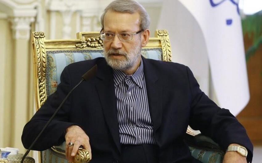 Əli Laricani: İqtisadi sahədə Azərbaycanla əməkdaşlıq potensialını artırmaq lazımdır