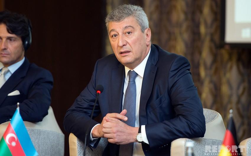 Ramiz Həsənov xarici işlər nazirinin müavini vəzifəsindən azad edildi