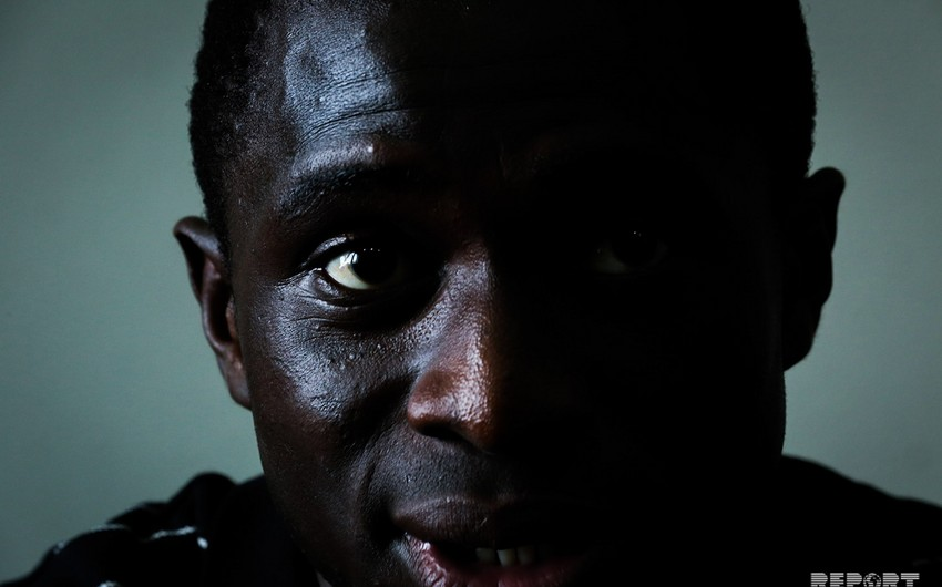Африканский футболист не захотел остаться в азербайджанском клубе