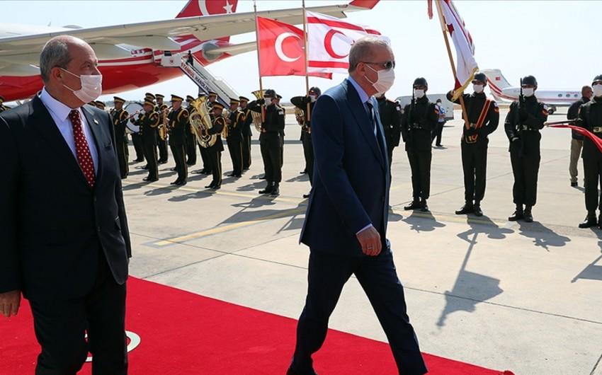 Türkiyə Şimali Kiprdə yeni Prezident Kompleksi və parlament binası inşa edəcək
