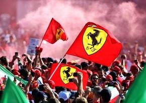 Formula 1: İtaliyadakı növbəti yarışa azarkeş buraxılmayacaq