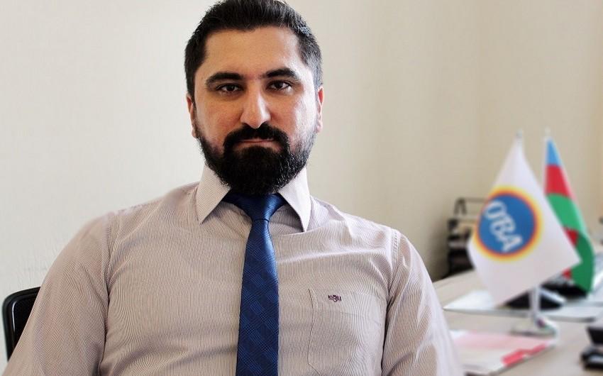 Vüqar Baba OBA marketlər şəbəkəsinin departament direktoru təyin olunub