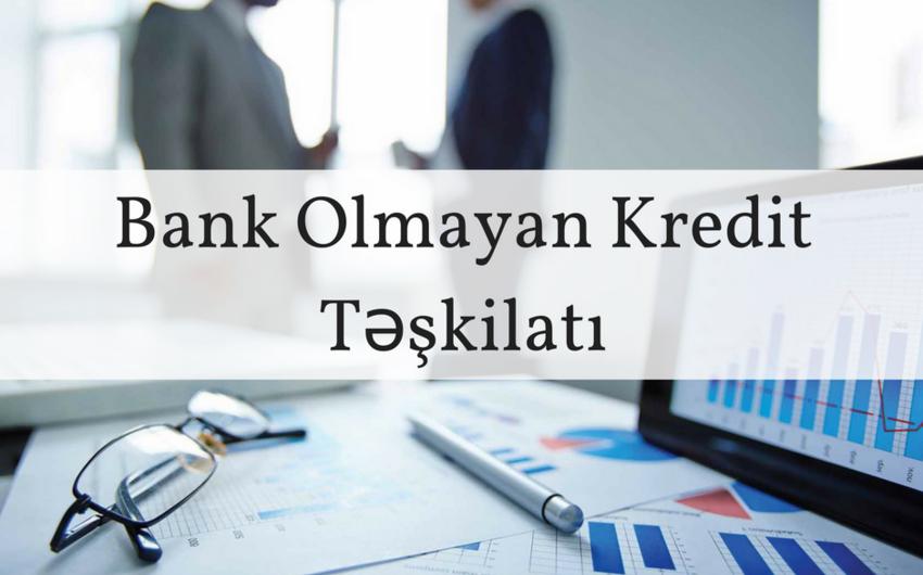 Azərbaycanda BOKT-ların kredit qoyuluşunda payı azalmaqdadır