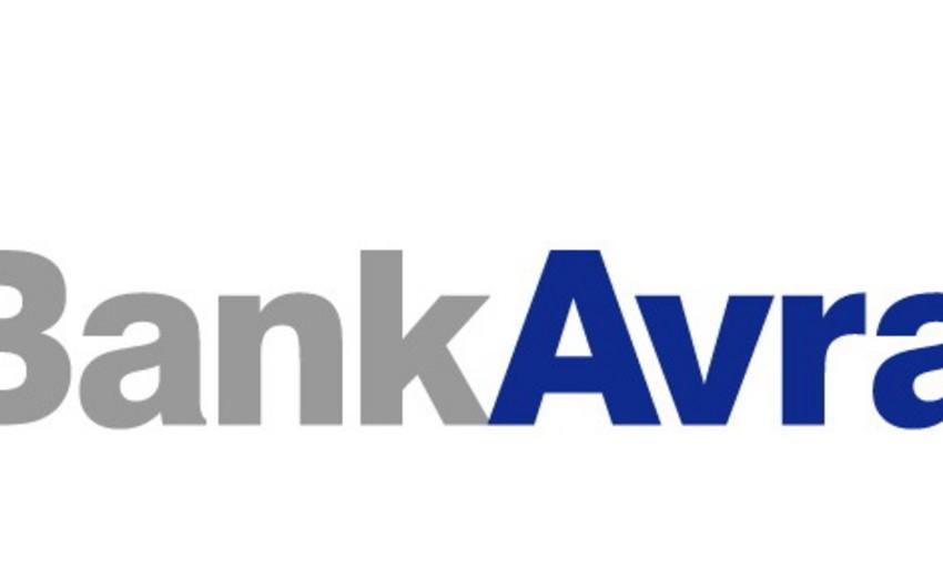 Bank Avrasiyaın aktivləri ötən il 17% artıb