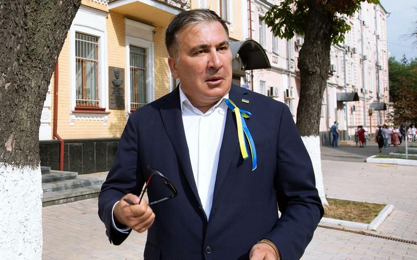 Ukrayna Gürcüstandan Mixeil Saakaşvili ilə bağlı xahiş edib