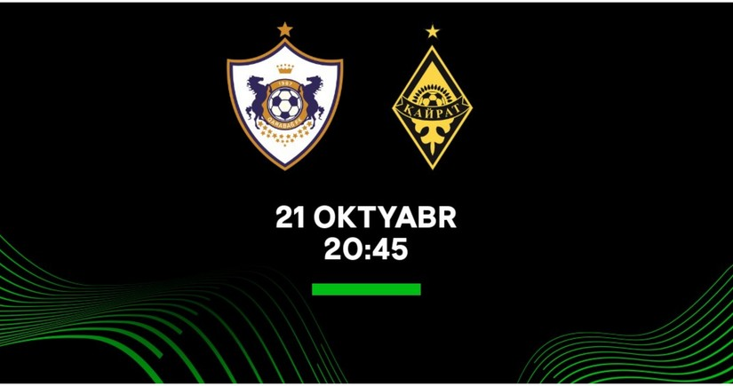 Qarabağ - Kayrat oyunu üçün biletlərin yarısı satılıb