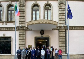 Italian Embassy in Azerbaijan changes address