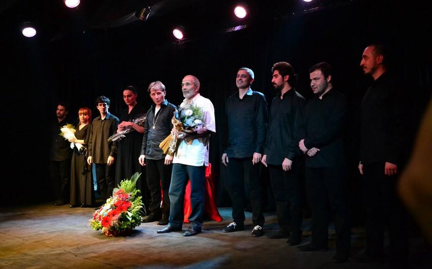 Pantomima Teatrı Hamlet tamaşasını yeni quruluşda təqdim edib