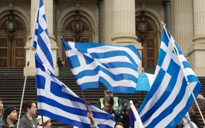 Yunanıstanda referendumun keçirilməsinin təfərrüatları məlum olub