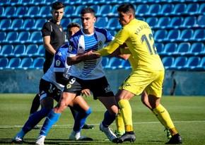 Vilyarreal Qarabağla oyun öncəsi heç-heçə etdi