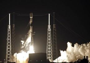 SpaceX осуществила в США запуск ракеты со спутниками для сети Starlink