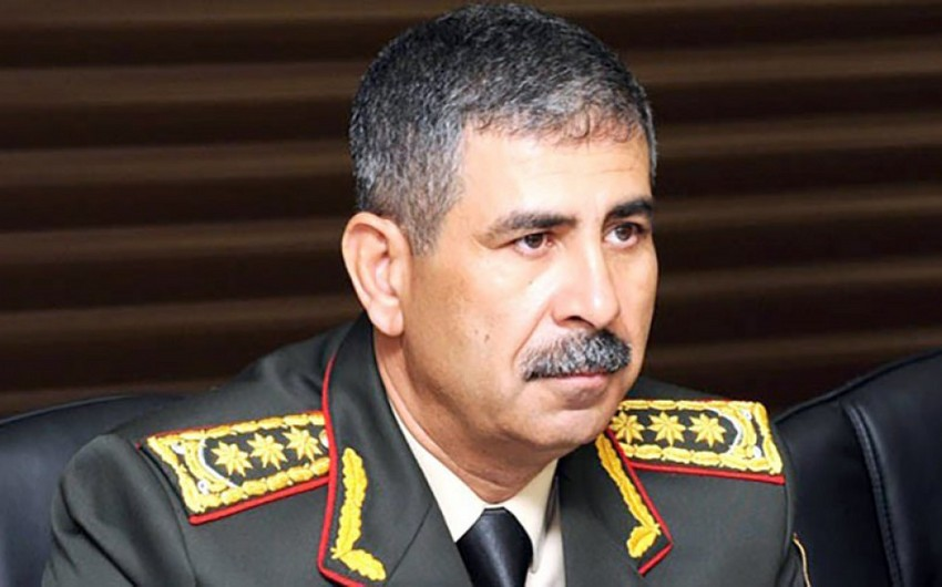 Minister of Defense of Azerbaijan starts visit to Israel