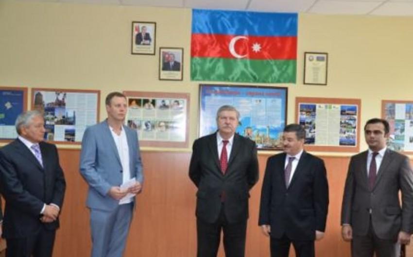 Ukraynada Azərbaycan Mədəniyyət Mərkəzi açılıb