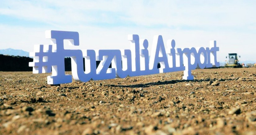 Fuzuli Airport given international status