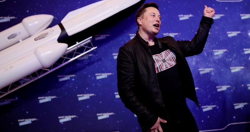 Илон Маск может стать триллионером именно благодаря SpaceX
