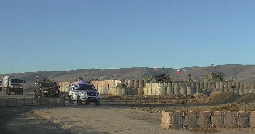 Russia sends another humanitarian aid to Karabakh