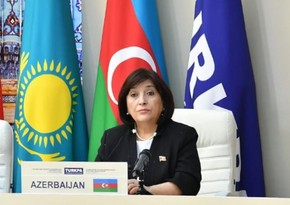Speaker: Opening of Zangazur corridor to help develop trade potential of Turkic world