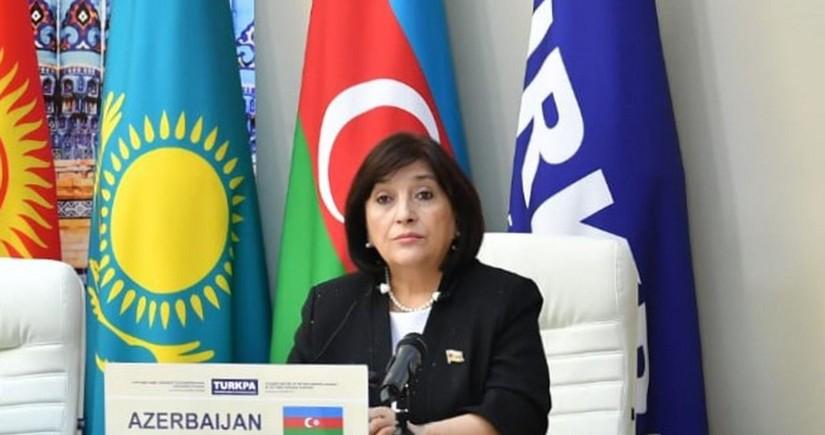 Sahibə Qafarova: Zəngəzur dəhlizinin açılması Türk dünyasının tranzit və ticarət potensialına töhfə verəcək