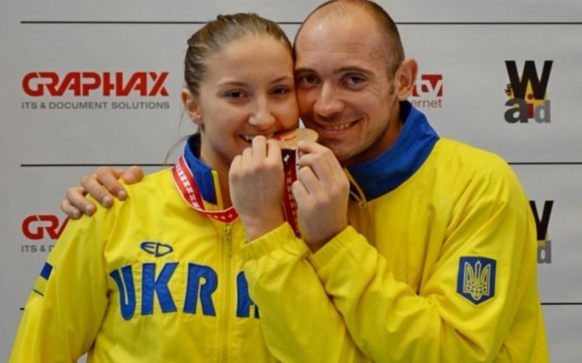 Ukraynalı karateçi Avropa Oyunlarında Azərbaycanı təmsil edəcək