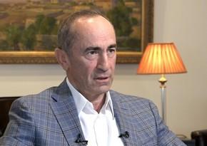 Суд снял с Кочаряна обвинения в свержении конституционного строя