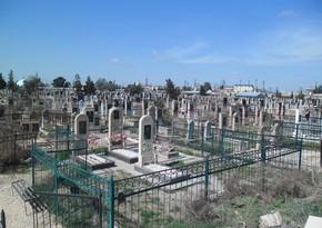 Житель Хачмаза совершил суицид на кладбище