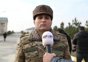 """Ağamir Sultanov: """"Hazırda müharibənin gedişatı analiz və təhlil olunur"""""""