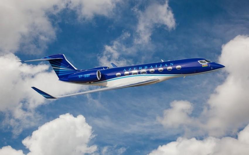 Azerbaijan purchased one more Gulfstream aircraft