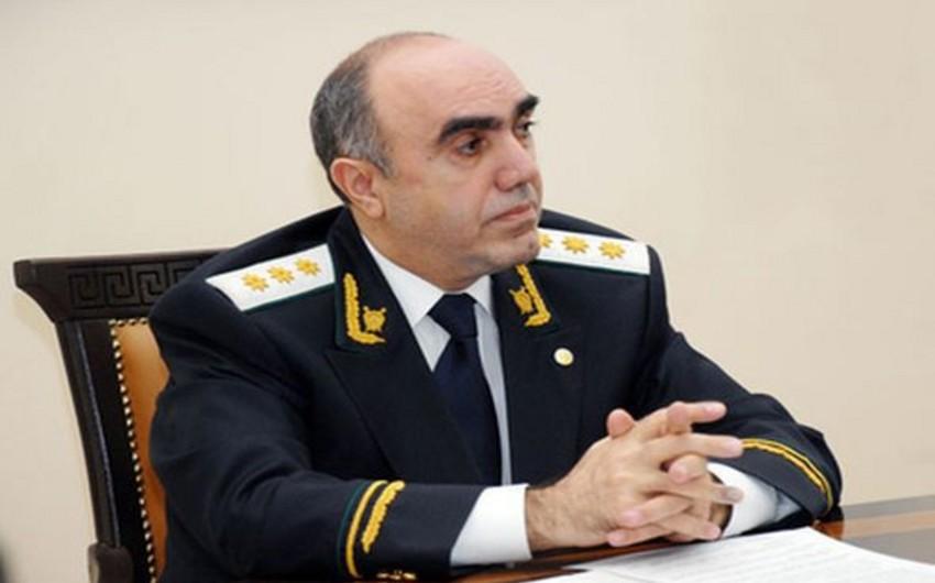 Zakir Qaralov Sankt-Peterburqda azərbaycanlılara qarşı törədilən cinayətlə bağlı Rusiya baş prokuroruna müraciət edib