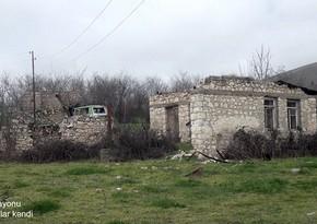 Füzulinin Divanalılar kəndindən görüntülər