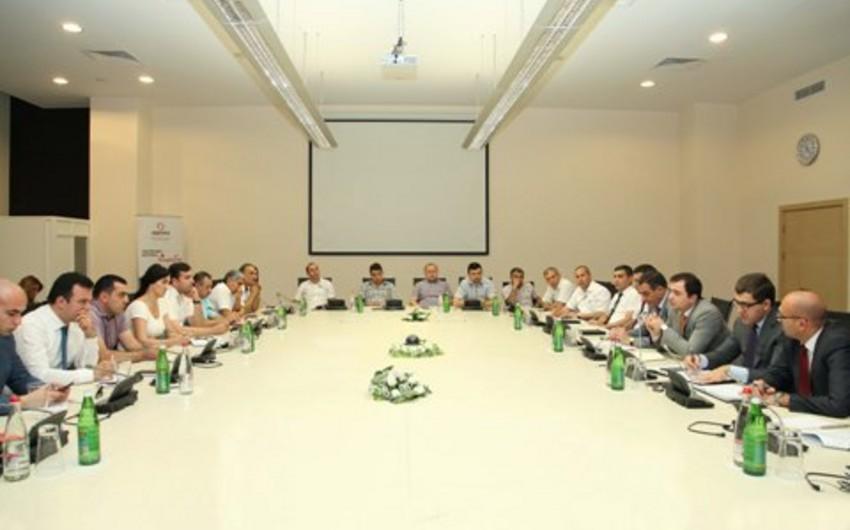 Azərbaycan İxracatçılar Klubunun logistika və sertifikatlaşdırma üzrə işçi qruplarının görüşü keçirilib