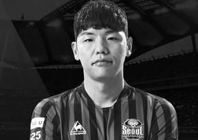 Cənubi koreyalı futbolçu intihar etdi