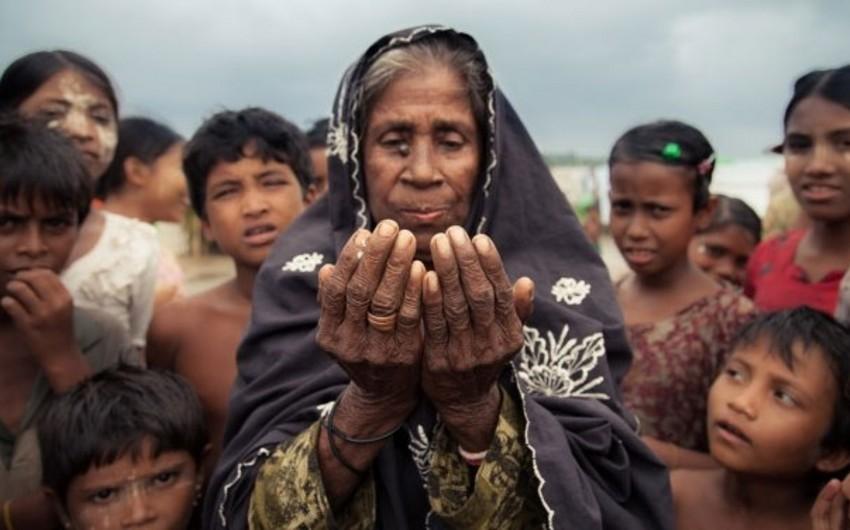 Myanma Aİ-nin rohinca müsəlmanları ilə bağlı vəziyyəti araşdırmaq təklifindən imtina edib