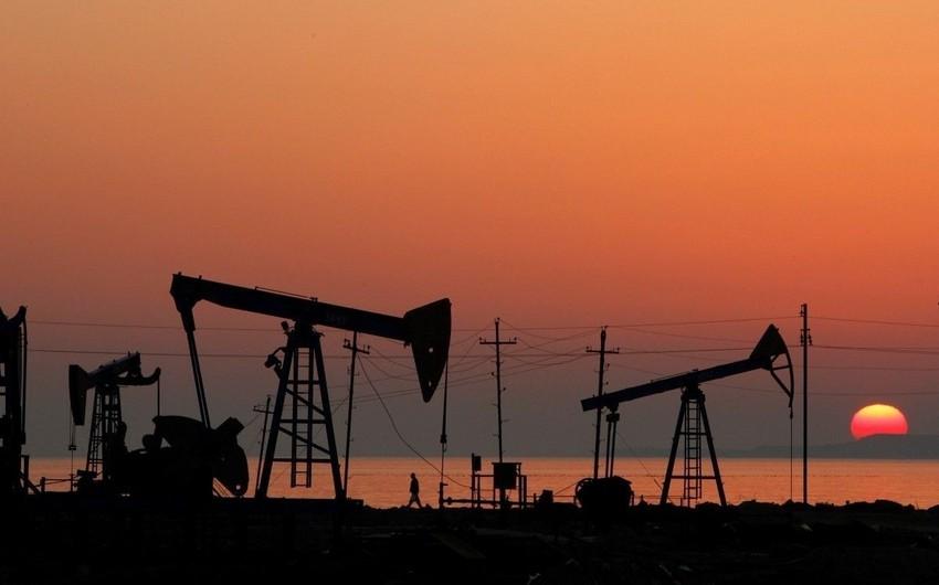 Neftin dünya bazarında qiymətləri 19% bahalaşıb
