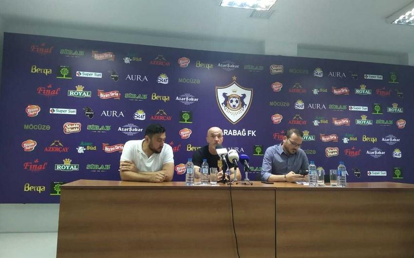 Главный тренер Партизани: Мы приехали в Баку не как туристы