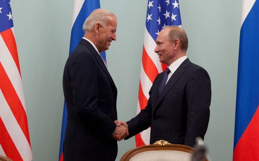 Между президентами США и России состоялся телефонный разговор