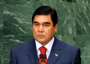 Президент Туркменистана реорганизовал управление транспортно-коммуникационным комплексом страны