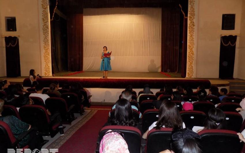 Lənkəranda I Beynəlxalq Teatr Festivalı başlayıb - FOTO