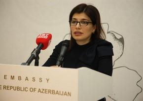 Beynəlxalq Türk Mədəniyyəti və İrsi Fondunun prezidenti Günay Əfəndiyeva
