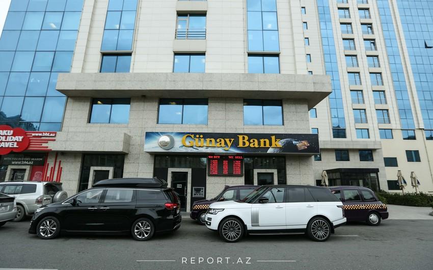 """""""Günay Bank"""" ötən ili mənfəətlə başa vurub"""