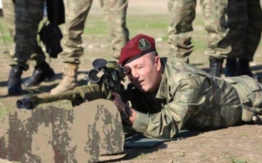 Türkiyə Xüsusi Təyinatlılarının komandanı İŞİD-dən azad olunan Cerablusa gedib