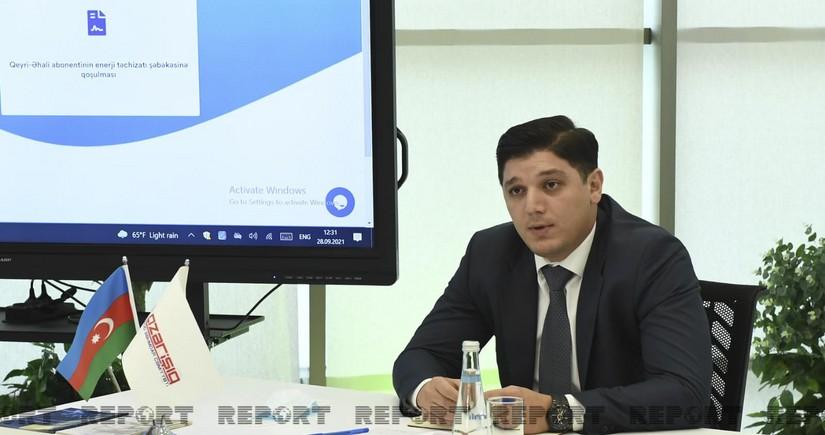 Около 20 предпринимателей из Карабаха подали онлайн заявки на энергоснабжение