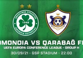 Kipr klubu Qarabağla oyunun biletlərini satışa çıxarır