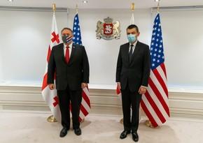 Georgian PM highlights importance of US presence in region