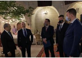 Вице-премьер: Украинские компании готовы участвовать в восстановлении Карабаха