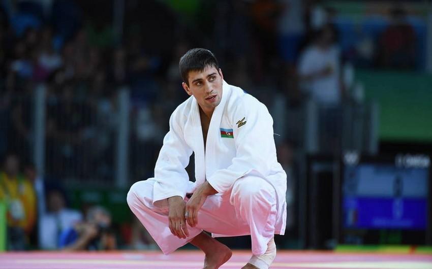 Rüstəm Orucov Olimpiadanın finalında məğlub olaraq gümüş medal ilə kifayətlənib