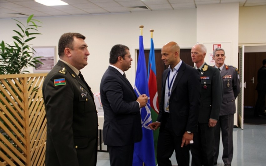 Day of the Armed Forces of Azerbaijan marked at NATO HQs
