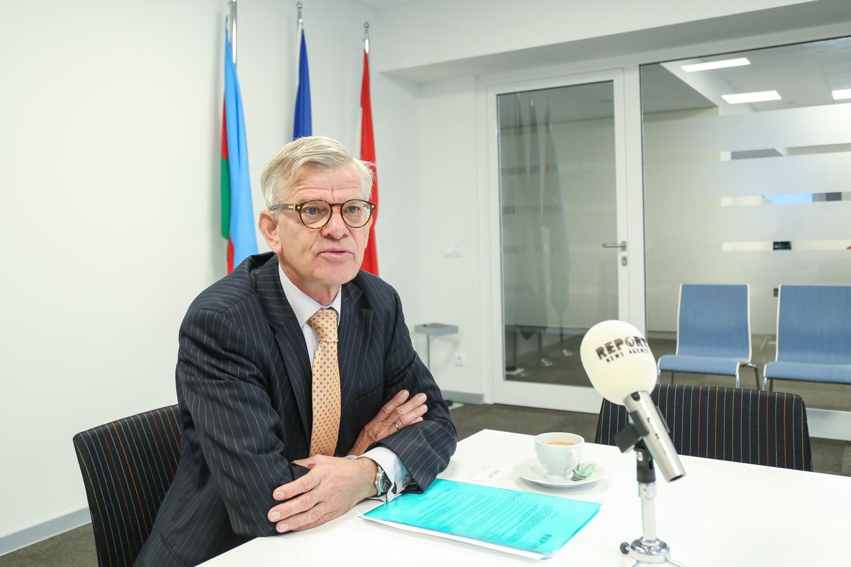 Посол: Новое соглашение между ЕС и Азербайджаном станет полезным для обеих сторон