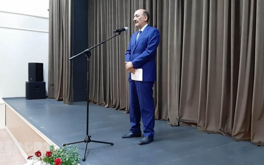 Nazir: Tbilisi Dövlət Azərbaycan Dram Teatrının yeni məkana köçürülməsi ilə bağlı müvafiq işlər görülür