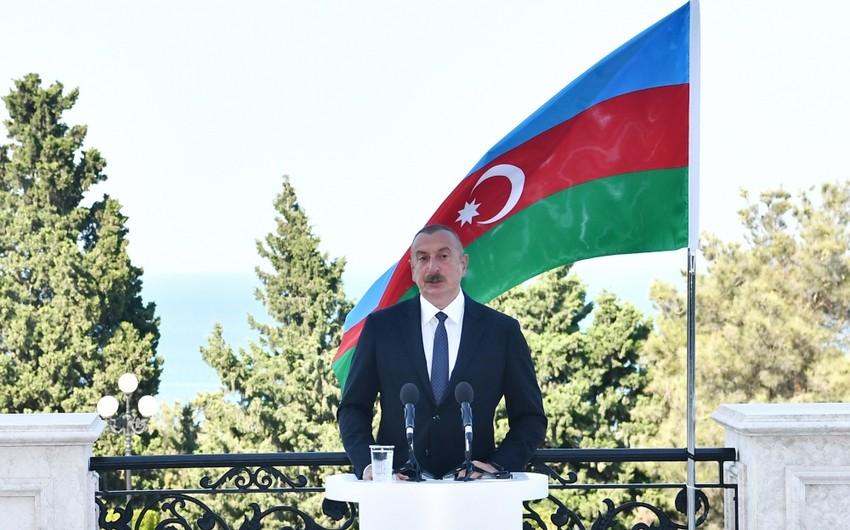 """İlham Əliyev: """"Azərbaycan Avropanın etibarlı enerji təchizatçısıdır"""" - YENİLƏNİB"""